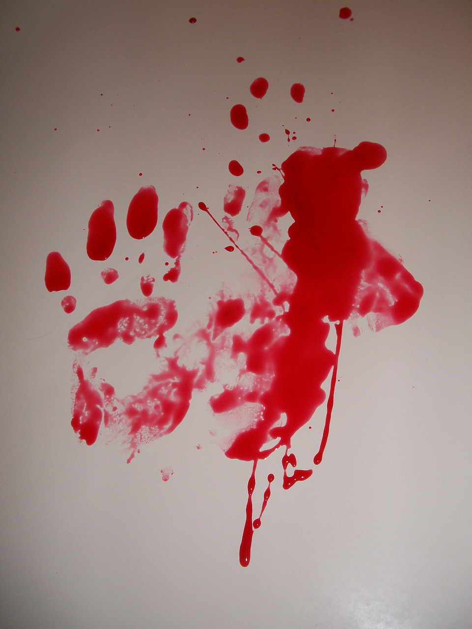 Blood Stain Patterns Best Decorating Ideas